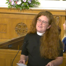 The Reverend Dr. Katie Snipes Lancaster