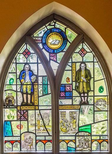 History - Kenilworth Union Church